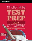 Instrument Rating Test Prep 2015: Study & Prepare: Pass Your Test and Know What Is Essential to Beco
