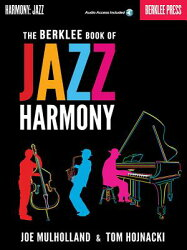 The Berklee Book of Jazz Harmony [With CD (Audio)]