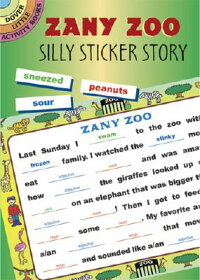 Zany_Zoo:_Silly_Sticker_Story