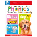 Wipe Clean Workbook: Pre-K My Very First Phonics (Scholastic Early Learners)