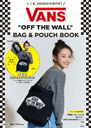 "VANS ""OFF THE WALL"" BAG&POUCH BOOK"