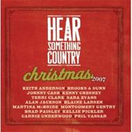 【輸入盤】HearSomethingCountryChristmas[Various]