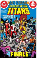 New Teen Titans Vol. 7