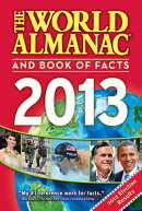 WORLD ALMANAC & BOOK OF FACTS 2013(P)【バーゲンブック】