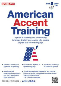 AmericanAccentTrainingwith5AudioCDs[AnnCook]