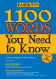1100 WORDS YOU NEED TO KNOW 6/E(P)