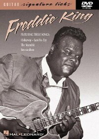 FreddieKing:GuitarSignatureLicks