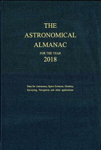 AstronomicalAlmanacfortheYear2018ASTRONOMICALALMANACFORTHEY[GovernmentPublishingOffice]