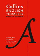 Collins Pocket - Collins English Thesaurus: Pocket Edition