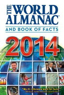 WORLD ALMANAC & BOOK OF FACTS 2014(P)