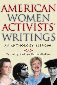 American_Women_Activists'_Writ