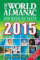 WORLD ALMANAC & BOOK OF FACTS 2015(H)