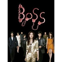 BOSS1stSEASONBlu-rayBOX【Blu-ray】
