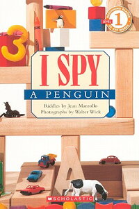 I_Spy_a_Penguin