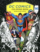 DC COMICS COLORLING BOOK