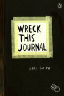 WRECK THIS JOURNAL:BLACK(P)