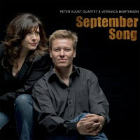 【輸入盤】SeptemberSong[PeterVuust/VeronicaMortensen]