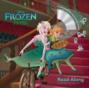 FROZEN FEVER:READ-ALONG STBK(P W/CD)