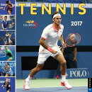 Tennis the U.S. Open 2017 Wall Calendar: The Official Calendar of the United States Tennis Associati