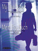 My Trio Book/Mein Trio-Buch: The Music of Suzuki Violin School Volumes 1-2/Die Musikstucke Der Suzuk