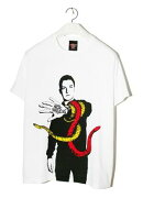 【Tシャツ】ARCTIC MONKEYS /SNAKES White (OSFAサイズ)_ts販