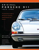 Original Porsche 911 1964-1998: The Definitive Guide to Mechanical Systems, Specifications and Histo