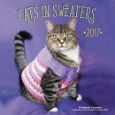 Cats in Sweaters Mini 2017: 16-Month Calendar September 2016 Through December 2017
