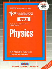 Physics:Rudman'sQuestionsandAnswersintheGRE[NationalLearningCorporation]