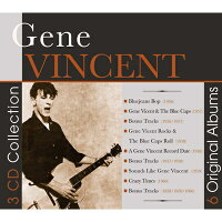 【輸入盤】6OriginalAlbums[GeneVincent]