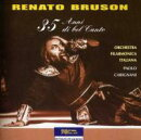 【輸入盤】Renato Bruson: 35 Years Of Bel Canto Opera Arias