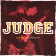 【輸入盤】WhatItMeant:CompleteDiscography[Judge]