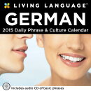 Living Language: German Day-To-Day Calendar: Daily Phrase & Culture Calendar