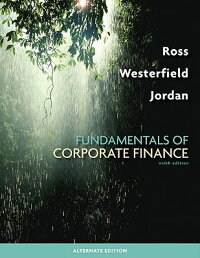 Loose-LeafFundamentalsofCorporateFinanceAlternateEdition