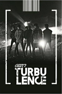 【輸入盤】2集:FLIGHTLOG:TURBULENCE【台湾特別盤】(CD+DVD)[GOT7]