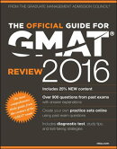 OFFICIAL GUIDE FOR GMAT REVIEW 2016(P)