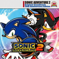 SONICADVENTURE2OriginalSoundtrack20thAnniversaryEdition