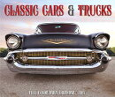 2017 Classic Cars & Trucks Box Calendar