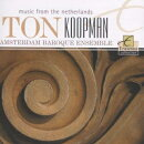【輸入盤】Music From The Netherlands: Koopman / Amsterdam Baroque O