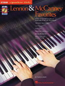 Lennon & McCartney Favorites: Keyboard Signature Licks [With CD]