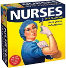 Nurses 2018 Day-To-Day Calendar: Jokes, Quotes, and Anecdotes