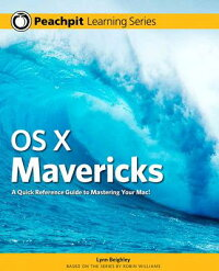 OSXMavericks:PeachpitLearningSeries[ー.PeachpitPress]