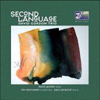 【輸入盤】SecondLanguage[DavidGordon]