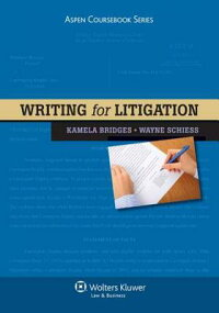 WritingforLitigation[Schiess]