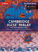 Cambridge Igcse(r) Malay as a Foreign Language: Student Book