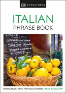Eyewitness Travel Phrase Book Italian
