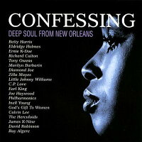 【輸入盤】NewOrleansDeep-Confessing[Various]