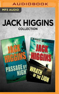 JackHigginsCollection-PassagebyNight&WrathoftheLion[JackHiggins]