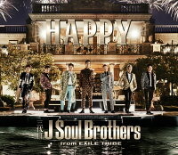 Happy?(CD+DVD)[三代目JSoulBrothersfromEXILETRIBE]
