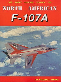 NorthAmericanF-107A
