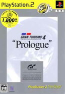 "GRAN TURISMO 4 ""Prologue"" PlayStation 2 the BEST"